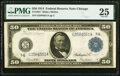 Large Size:Federal Reserve Notes, Fr. 1051 $50 1914 Federal Reserve Note PMG Very Fine 25.. ...