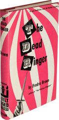 Books:Mystery & Detective Fiction, Fredric Brown. The Dead Ringer. New York: 1948. First edition. Inscribed by the author....