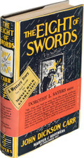 Books:Mystery & Detective Fiction, John Dickson Carr. The Eight of Swords. New York: Harper & Brothers, Publishers, 1934. First edition. ...