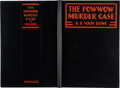 Books:Mystery & Detective Fiction, S. S. Van Dine. The Powwow Murder Case. A Philo Vance Story. New York: Charles Scribner's Sons, 1937. First ed...
