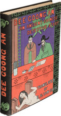 Books:Mystery & Detective Fiction, [R. H. van Gulik, translator and editor]. Dee Goong An. Three Murder Cases Solved by Judge Dee. An old Chinese det...
