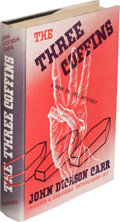 Books:Mystery & Detective Fiction, John Dickson Carr. The Three Coffins. New York: Harper & Brothers, Publishers, 1935. First edition....