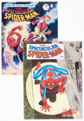 Magazines:Superhero, Spectacular Spider-Man #1 and 2 Group (Marvel, 1968).... (Total: 2 Comic Books)