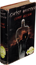 Books:Mystery & Detective Fiction, Luke Allan. The Ghost Murder. London: Herbert Jenkins, [1937]. First edition....