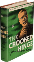 Books:Mystery & Detective Fiction, John Dickson Carr. The Crooked Hinge. New York: Harper & Brothers, Publishers, 1938. First edition. ...