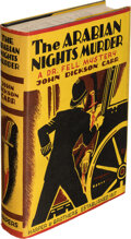 Books:Mystery & Detective Fiction, John Dickson Carr. The Arabian Nights Murder. New York: Harper & Brothers, 1936. First edition. ...