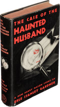 Books:Mystery & Detective Fiction, Erle Stanley Gardner. The Case of the Haunted Husband. New York: William Morrow and Company, 1941. First edition of ...