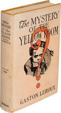 Books:Mystery & Detective Fiction, Gaston Leroux. The Mystery of the Yellow Room. Extraordinary Adventures of Joseph Rouletabille Reporter. New Yor...