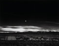 Photographs, Ansel Adams (American, 1902-1984). Moonrise, Hernandez, New Mexico, 1941. Gelatin silver, printed circa 1963. 15 x 19-1/...