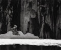 Photographs, Ansel Adams (American, 1902-1984). Frozen Lake and Cliffs, Kaweah Gap, Sierra Nevada, California, 1932. Gelatin silver, ...