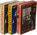 Books:Mystery & Detective Fiction, [Ellery Queen, pseudonym]. Barnaby Ross. Set of All Three Drury Lane Novels. New York: Viking Press, 1932-1933. All three vo... (Total: 3 Items)
