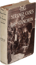 Books:Mystery & Detective Fiction, Josephine Daskam Bacon. The Strange Cases of Dr. Stanchon. New York and London: D. Appleton and Company, 1913. First...