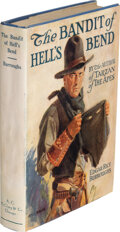 Books:Science Fiction & Fantasy, Edgar Rice Burroughs. The Bandit of Hell's Bend. Chicago: A. C. McClurg & Co., 1925. First edition....