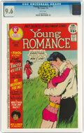 Bronze Age (1970-1979):Romance, Young Romance #178 (DC, 1972) CGC NM+ 9.6 White pages....