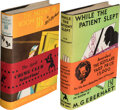 Books:Mystery & Detective Fiction, M. G. Eberhart. The Patient in Room 18. New York: The Crime Club, Inc., 1929. First edition.... (Total: 2 )