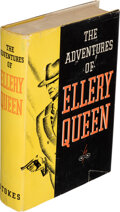 Books:Mystery & Detective Fiction, Ellery Queen. The Adventures of Ellery Queen.Problems in Deduction. New York: Frederick A. Stokes Company, 1934....