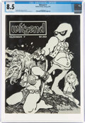 Magazines:Fanzine, Witzend #7 (Wally Wood, 1970) CGC VF+ 8.5 White pages....