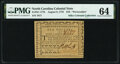 Colonial Notes:North Carolina, North Carolina August 8, 1778 $10 Persecution ... Fr. NC-177b PMG Choice Uncirculated 64.. ...