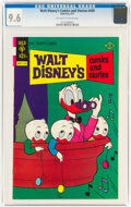 Bronze Age (1970-1979):Cartoon Character, Walt Disney's Comics and Stories #439 (Gold Key, 1977) CGC NM+ 9.6 Off-white to white pages....