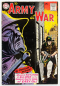 Silver Age (1956-1969):War, Our Army at War #91 (DC, 1960) Condition: VG+....