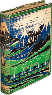 J. R. R. Tolkien. The Hobbit or There and Back Again. London: George Allen & Unwin L