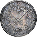 German States:Saxony, German States: Saxony. August I Taler 1567 HB-FF XF Details (Mount Removed) NGC,...