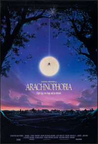 """Arachnophobia & Other Lot (Buena Vista, 1990). Rolled, Very Fine. One Sheets (3) (27"""" X 39.75"""", 27"""" X..."""