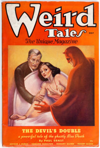 Weird Tales - May 1936 (Popular Fiction) Condition: FN-