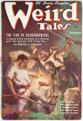 Pulps:Horror, Weird Tales - December 1936 (Popular Fiction) Condition: VG+....