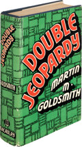 Books:Mystery & Detective Fiction, Martin M. Goldsmith. Double Jeopardy. New York: Macaulay Company, [1938]. First edition....