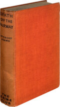 Books:Mystery & Detective Fiction, Herbert Adams. Death off the Fairway. Published for The Crime Club, London: Collins, [1936]. First UK edition. ...