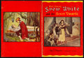 """Movie Posters:Animation, Snow White and the Seven Dwarfs (Whitman Publishing, 1938). Fine. Linen Finish Storybook (12 Pages, 9"""" X 12.25""""). Animation...."""