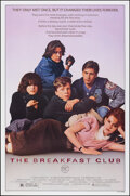 """Movie Posters:Drama, The Breakfast Club (Universal, 1985). Rolled, Very Fine. One Sheet (27"""" X 41"""") SS. Drama.. ..."""