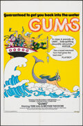 """Movie Posters:Adult, Gums & Other Lot (Masada, 1976). Folded, Overall: Fine. One Sheets (2) (27"""" X 41"""") P. Bramley Artwork. Adult.. ... (Total: 2 Items)"""