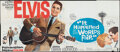 """Movie Posters:Elvis Presley, It Happened at the World's Fair (MGM, 1963). Folded, Fine/Very Fine. 24 Sheet (104"""" X 232""""). Elvis Presley.. ..."""