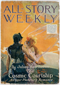All-Story Weekly - November 24. 1917 (Miscellaneous Publishers) Condition: VG