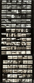 """Movie Posters:Horror, The Texas Chainsaw Massacre (Bryanston, 1974). Very Fine+. Photo Contact Sheets (3) (8"""" X 10"""").. ... (Total: 3 Items)"""