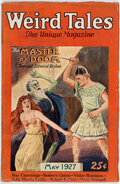 Pulps:Horror, Weird Tales - May 1927 (Popular Fiction) Condition: FN....