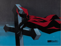 Todd McFarlane's Spawn Spawn Production Cel (HBO, c. 1997-99)