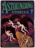Pulps:Science Fiction, Astounding Stories - April 1932 (Street & Smith) Condition: VG....