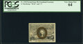 Fractional Currency:Second Issue, Fr. 1318 50¢ Second Issue PCGS Very Choice New 64.. ...