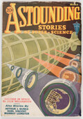 Pulps:Science Fiction, Astounding Stories - March 1933 (Street & Smith) Condition: VG....