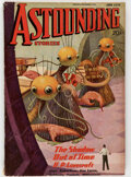 Pulps:Horror, Astounding Stories - June 1936 (Street & Smith) Condition: VG/FN....