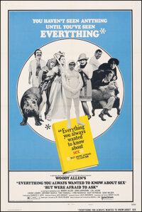 Everything You Always Wanted to Know About Sex, But Were Afraid to Ask & Other Lot (United Artists, 1972). Very Fine...