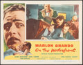 "Movie Posters:Academy Award Winners, On the Waterfront (Columbia, 1954). Very Fine+. Lobby Card (11"" X 14""). Academy Award Winners. From the Collection of Fran..."