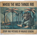 Books:Children's Books, Maurice Sendak. Where the Wild Things Are. New York: Harper & Row, 1963. First edition, first printing, first issue,...