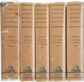 Books:Americana & American History, Franklin D. Roosevelt. The Public Papers and Addresses of Franklin D. Roosevelt: with special introduction and explanato... (Total: 5 Items)