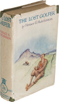 Books:Mystery & Detective Fiction, [Golf]. Horace G. Hutchinson. The Lost Golfer. London: 1930. First edition....