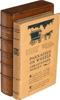 Books:Mystery & Detective Fiction, Christopher Morley. Parnassus On Wheels. Garden City: Doubleday, Page & Company, 1917. First edition, first issue, w...