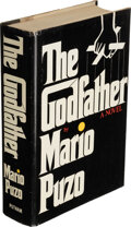 Books:Mystery & Detective Fiction, Mario Puzo. The Godfather. New York: G. P. Putnam's Sons, 1969. First edition, advance review copy with publisher's ...